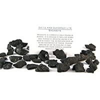 Shungite Raw 100 Grams 40-60 Pieces Electromagnetic Protection by Gifts and Guidance preisvergleich bei billige-tabletten.eu