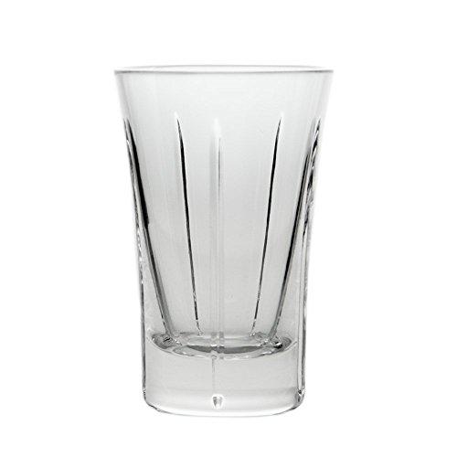Cristal de Sèvres Vertigo t.103 Set de Verres Vodka, Verre, 5 x 5 x 5 cm, Lot de 2