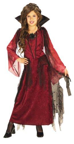 Imagen de rubies deutschland 2 8823  disfraz de vampiresa para niña 5 años  talla m  alternativa
