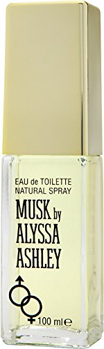 Alyssa Ashley Musk Eau de Toilette Spray 100ml