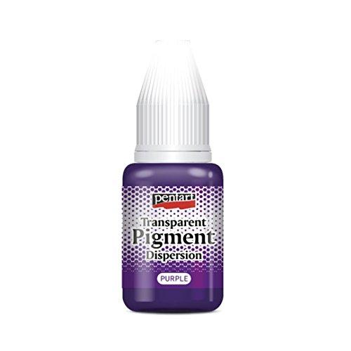 Transparente Pigment Dispersion 20ml - lila. Abtönfarbe, Pigmentfarbe