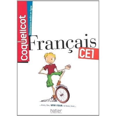 Francais Ce1 Coll Coquelicot Eleve Pdf Kindle Cashderryl