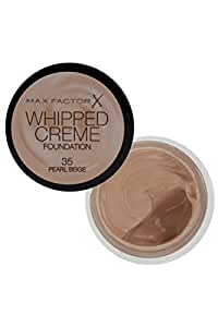 Whipped Creme Foundation by Max Factor Pearl Beige 35