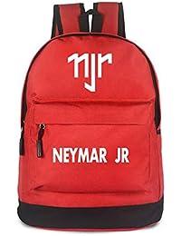 8d55f16ac Lorh's store Mochila Escolar para Hombres Mujeres Cristiano Ronaldo Lionel  Messi Neymar Estudiante Mochila de Viaje Mochila para niño niña…