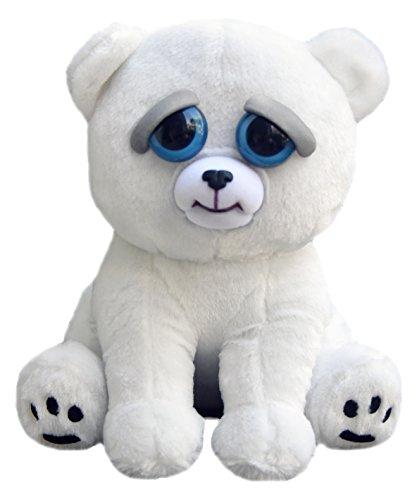 Plüschtier Karl The Snarl, Eisbär (Polar Bear Spiel)