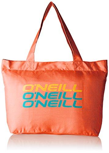O'Neill Herren Bm Packable Tote Stoff-und Strandtasche, 12 x 48 x 35 cm Pink (Fluoro Peach)