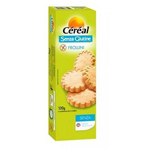 Céréal Biscuits sans gluten 120g gratuit