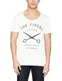 SELECTED HOMME Herren T-Shirt Shxsaloon Ss O-neck