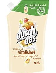 Duschdas Flüssigseife Fruit & Creamy Nachfüllbeutel, 500 ml