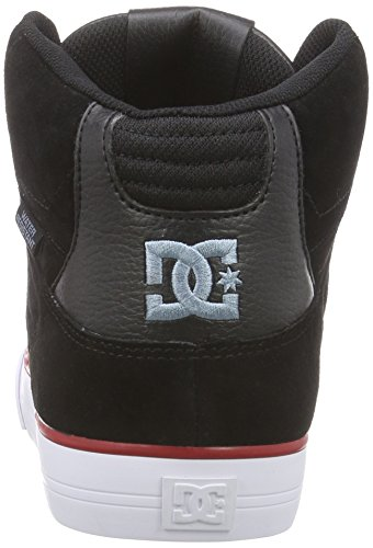 Chaussure Dc Shoes Spartan High Wc M 001, Sneaker Alte Uomo Nero (nero (black 1))