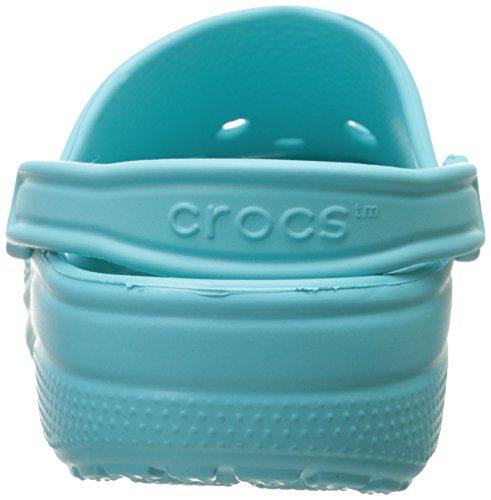 Crocs Classic Unisex - Erwachsene Clogs & Pantoletten Blau (Pool) RX4pS9x