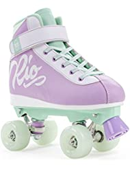 Rio Roller Milkshake Quads Mint/Berry-6uk