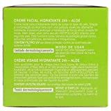 Babaria 31064 - Crema hidratante con aloe vera, 50...