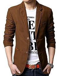 Blouson Homme Jacket - Veste -Casual-Slim