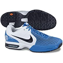 Nike Air Max courtbal listec 3.3 Zapatos de tenis hombre, modelo discontinuado, hombre, photo blue/gridiron white/gridiron, EU 43 (US 9,5)