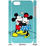 iphone4 4S 3D Cell Phone Case White Minnie Mouse Pqjcji Hard protective Case Shell Cover