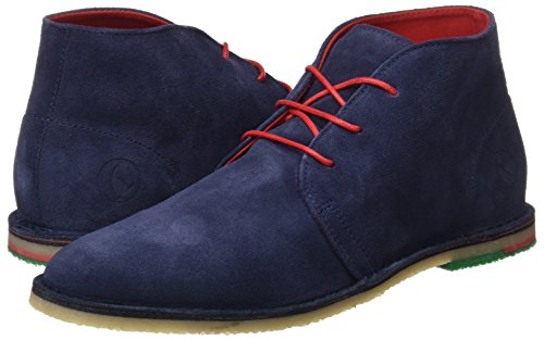 nueva llegada 06c23 b8682 de moda hombre zapatos el ganso botín alto guerrero ante ...