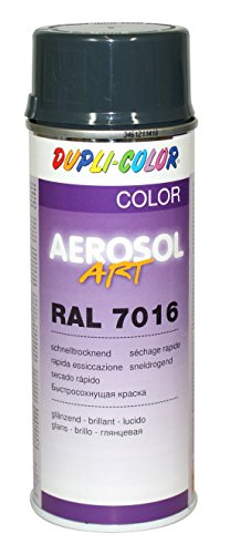 Dupli-Color 741289 Aerosol Art Ral 7016 glänzend 400 ml