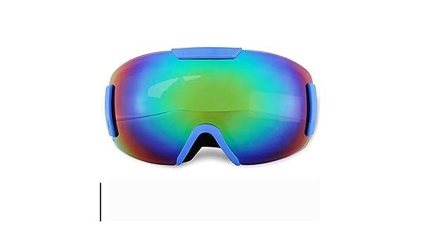 106a5b84a10b FRFG Ski sports sunglasses New ski goggles adult veneer double board  professional ski glasses large spherical double anti-fog glasses