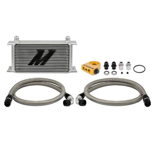 Mishimoto MMOC-ULT Universal radiatore olio-kit, Thermo statica, per un totale di 19