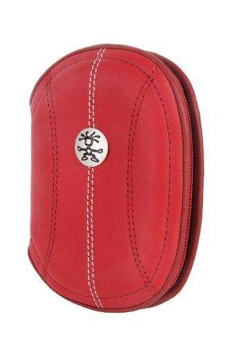 Crumpler ROYALE THINGY 45 Marken Tasche für Foto/Handy/Kamera dunkel rot/bordeau