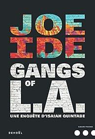 """Résultat de recherche d'images pour """"Gangs of L.A. ( Joe Ide"""""""