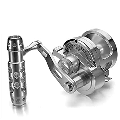 FUBULE Fly Fishing Reel 7+1 BB With Metal Machined Aluminum Alloy Body And Spool In Fly Reel from FUBULE