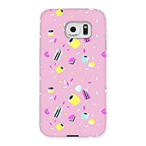 Candy Fly Back Case Cover for Samsung Galaxy S6