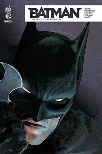 Batman Rebirth Tome 1