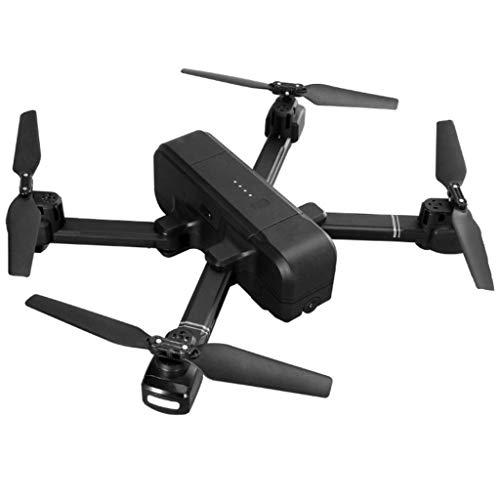 Drahtlose Netzwerkverbindung 3 (LFLWYJ Intelligente Folgende Drohne, Doppel-GPS-Positionsdrohne, 4-Achsen-Faltflugzeuge, Gestenerkennungs-Luftkamera)
