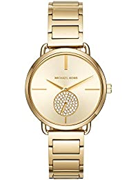 Michael Kors Analog Gold Dial Women's Watch-MK3639