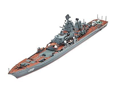 Revell Modellbausatz Schiff 1:700 - Petr Velikiy im Maßstab 1:700, Level 5, originalgetreue Nachbildung mit vielen Details, 05151 von Revell