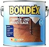 Bondex Treppen & Parkett Lack Seidenglänzend 2,50 l - 352558