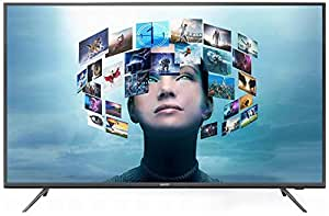 Sanyo 107.95 cms (43 inches) Certified Android XT-43A081U 4K Smart IPS LED TV (Dark Grey)