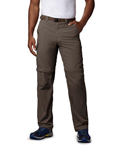Columbia Herren Hose Silver Ridge Convertible Pants, Major, 36, AM8004