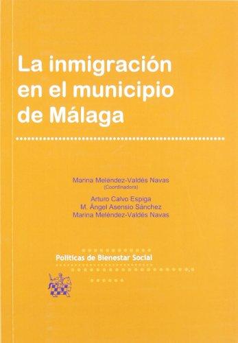 La inmigración en el municipio de Málaga
