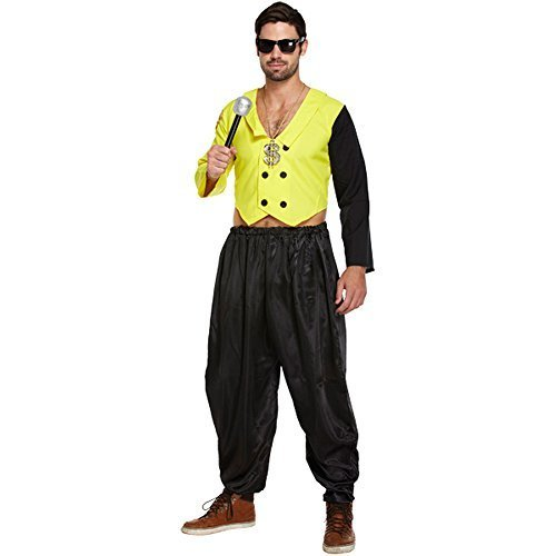 Dressing Up Costume (Yellow) by Blue Banana (Yellow King-halloween-kostüm)