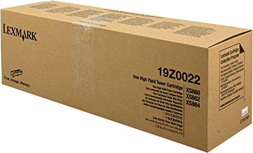 Preisvergleich Produktbild Lexmark 19Z0022 Toner