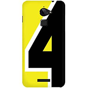 URBAN KOLOURS Original Designer Printed Hard Case Back Cover for Coolpad Note 3 Lite (Num 4)