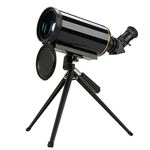 QQLK Astronomisches Teleskop 90/1000 Teleskop Himmel Und Erde Tragbares Teleskop Mit Tragetasche