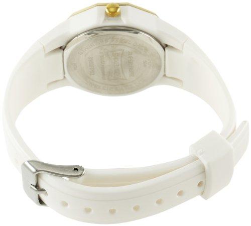 Sonata White Analog Watch