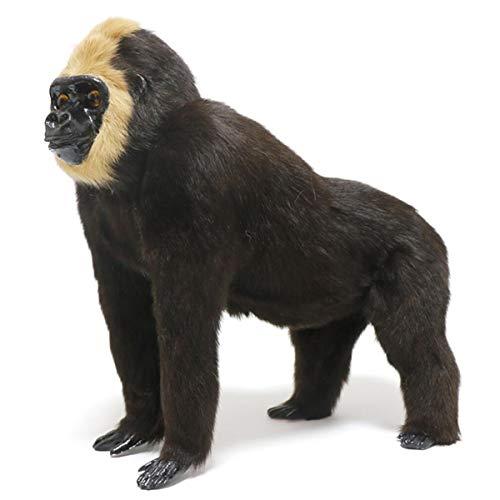 LUCKFY Realista Fauna simulado Lindo orangután Peluche