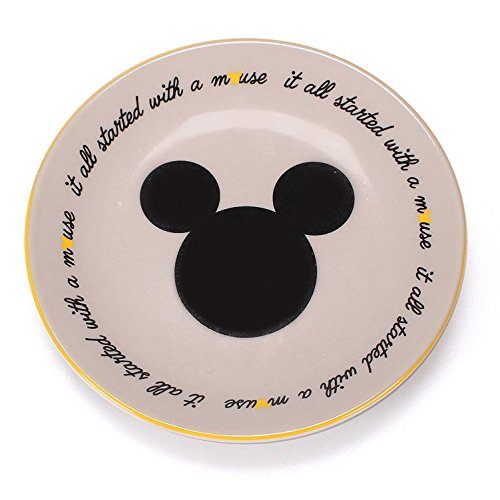 DISNEY CLASSIC - Trinket Dish - It All Started With A Mouse : P.Derive