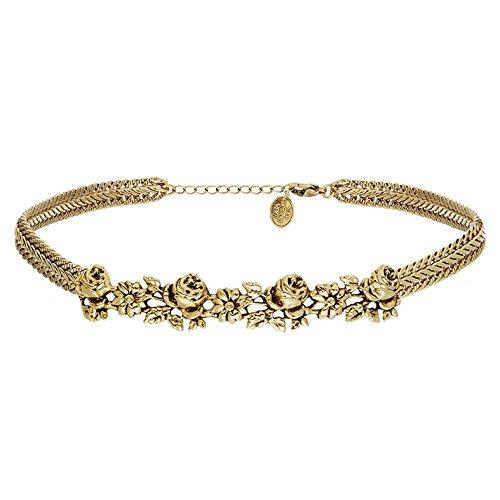 Halskette-Halsband-Rosen-Gold-Lotta-djossou