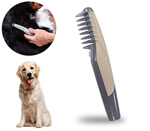 045763 Peine eléctrico corta deshace nudos perros
