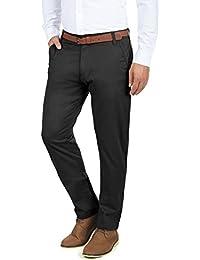 SOLID Machico Herren Chino-Hose lange Business Hose Casual aus hochwertiger Baumwollmischung Regular Fit