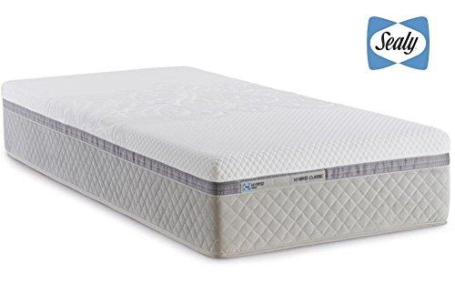 tempur-sealy-hybride-a-sommier-tapissier-classic-matelas-100-x-200-cm-29-cm-de-hauteur-gel-mousse-a-