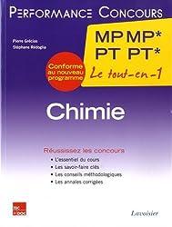 Chimie 2e année MP MP* - PT PT*
