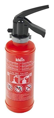 Theo Klein 8940 - Feuerlöscher mit Wasserspritzfunktion
