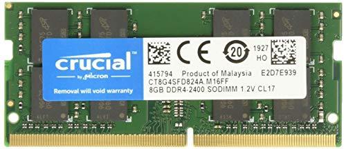 Crucial CT8G4SFD824A 8GB Speiche...
